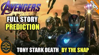 Avengers End Game Complete Story Fan Theory by #thecomicverse |Explained in Hindi