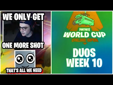 Last Week Of Qualifiers Is Coming Up - We NEED To Practice To Become The Best