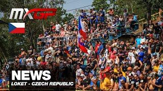 News Highlights MXGP of Czech Republic 2019 motocross