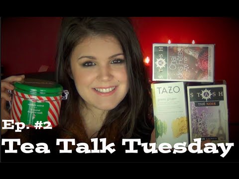 Mes Thés Préférés: David's Tea, Stash, La Courtisane... | Tea Talk Tuesday ☕️ Ep. #2 poster