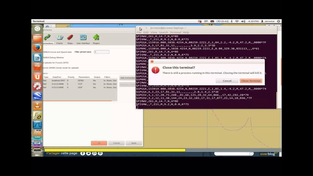 Arduino nmea multiplexer and parallax pmb gps module