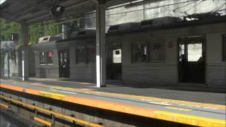 東急田園都市線急行の車窓(渋谷→中央林間)