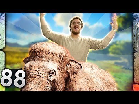 ARK: Survival Evolved Ragnarok - MIGHTY MAMMOTH