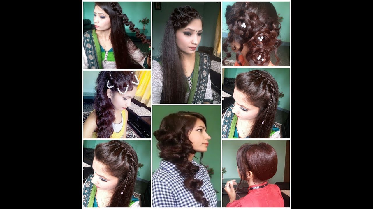 8 awesome hairstyledo it yourself for long medium hair youtube 8 awesome hairstyledo it yourself for long medium hair solutioingenieria Image collections