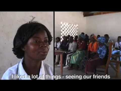 Participatory video Malawi : Farmers Become Filmmakers