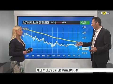 National Bank of Greece-Aktie: 500 Prozent oder Geld weg