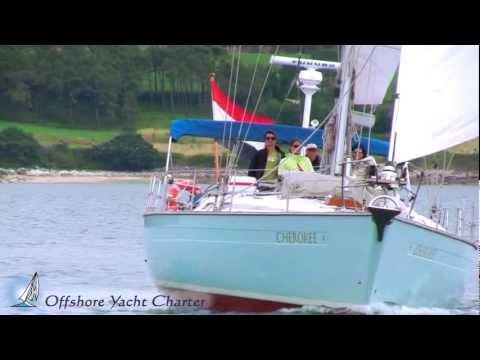 Zeilvakanties, segelreisen, sailing trips - Offshore yacht charter