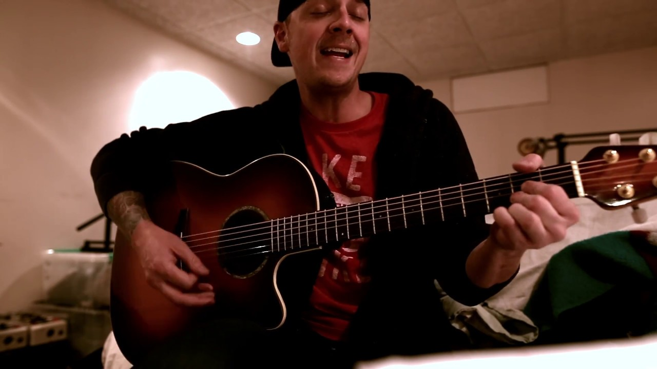 Jimmy Eat World It Matters Acoustic Cover Youtube
