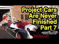 Engine out and making the wide body work - Project Cars Are Never Finished Part Seven