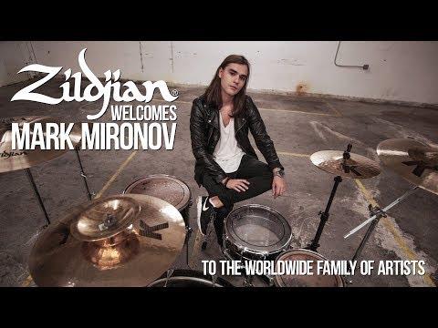 "Zildjian Performance - Mark Mironov - ""Mystery"""