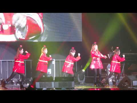 Hero- Crayon Pop + Kim Jang-Hoon (크레훈팝) Live @ The Concert for the Firemen