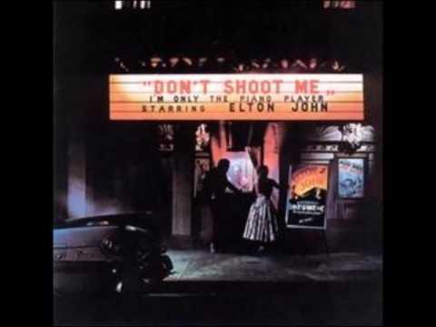 Elton John   Texan Love Song