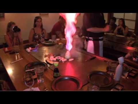 Kobe' Japanese Steakhouse - Lahaina Maui Hawaii