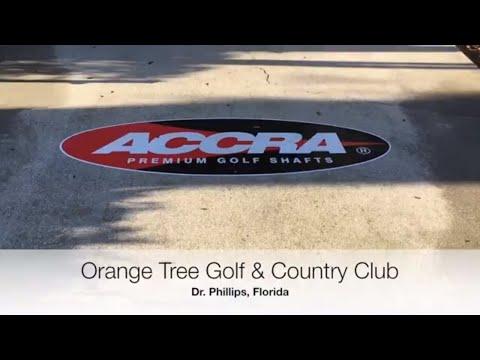 PGA Show 2018 - Day 1 ACCRA Golf / True Temper Plus Golf Day