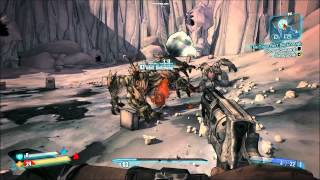 Borderlands 2 Game Play Movie PC Ultra 1080p GTX 680