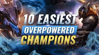 Baixar 10 FASTEST & EASIEST Champs For Climbing Ranked - League of Legends