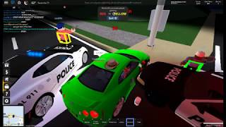 Whoop Whoop thats the sound of da Police | Roblox | WestOver Drive | Episode 1