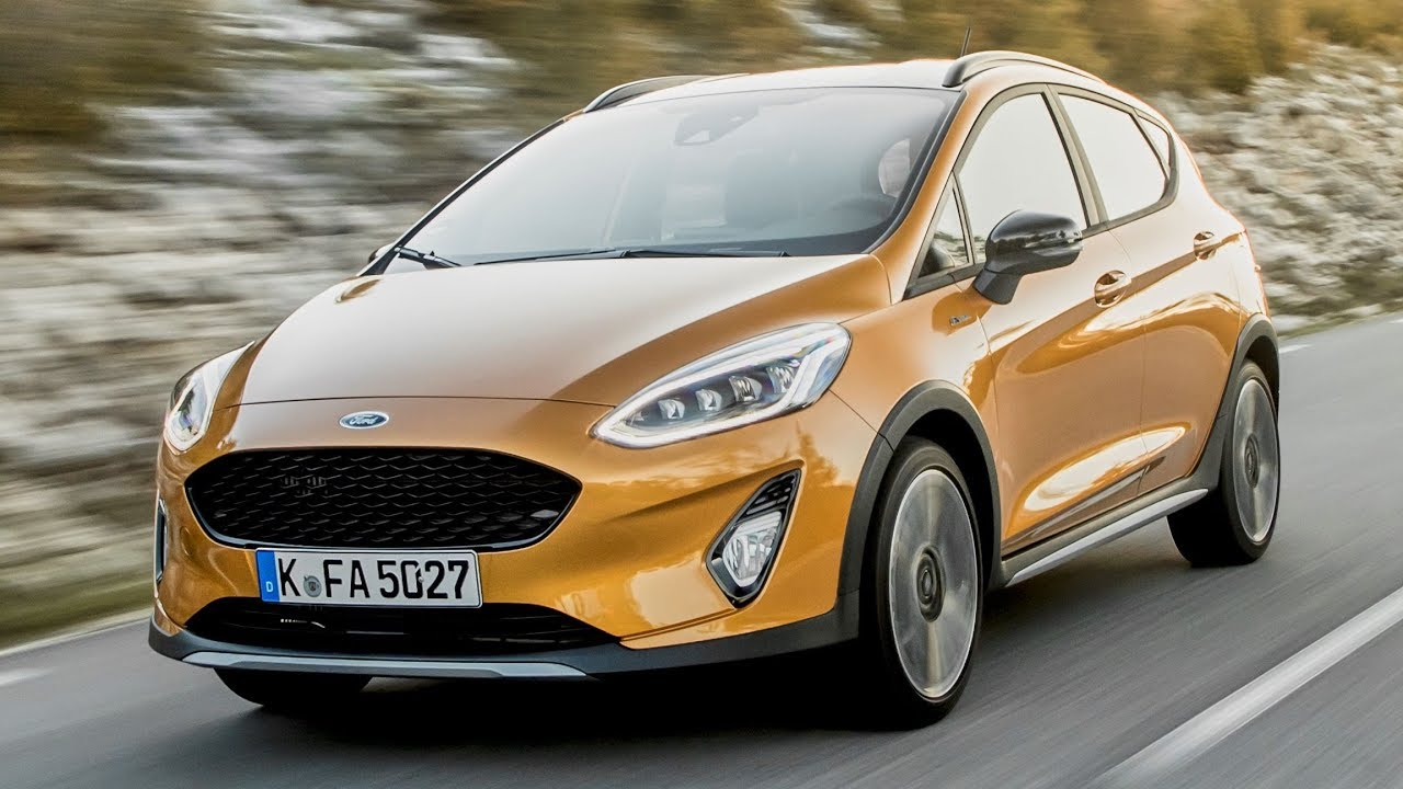 2019 Ford Fiesta Active - Interior Exterior and Drive