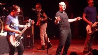 Bad Religion - Teatro Caupolicán, Santiago - Febrero 11, 2014 (Parte 1)