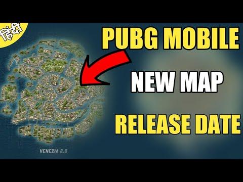 Pubg Mobile New Venezia Map ! Venezia Map Release Date