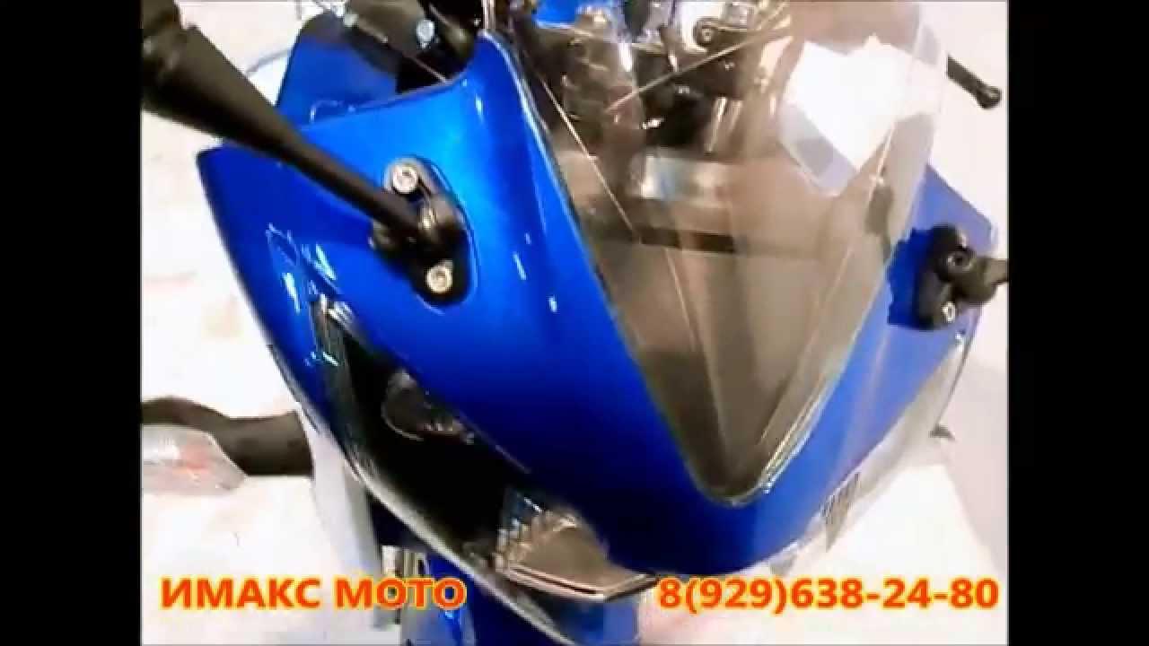 Спортивный мотоцикл NF 150 9А, реплика Хонды CBR 250R