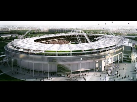 UEFA Euro 2016 Stadiums