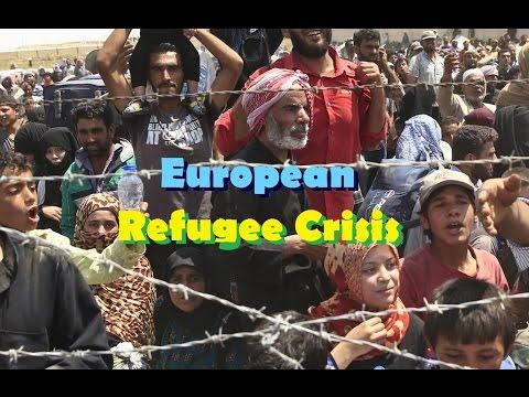 European Migrant Crisis, in a nutshell