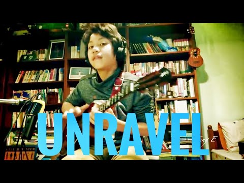Unravel - Tokyo Ghoul OP 1, Covered By Feng E, Fingerstyle
