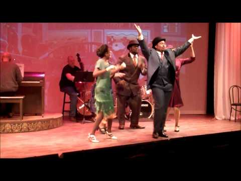 Rehearsal Footage of a Dress Rehearsal of AIN'T MISBEHAVIN'