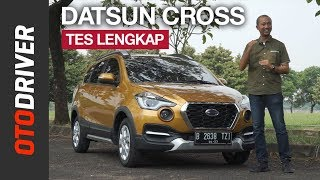Datsun Cross 2018 Review Indonesia | Otodriver | Supported By Solar Gard