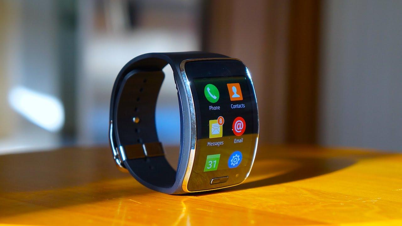 Samsung Gear S First Impressions Of Samsungs Wrist Phone
