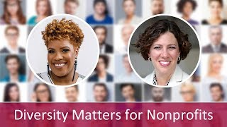 Why Diversity Matters for Nonprofits: Interview with Kishshana Palmer