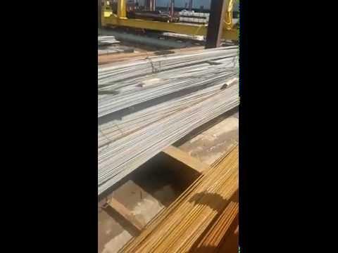 Арматура строительная стальная D 6, 8, 10, 12, 14, 16, 18 мм L 6-11.7м А3 А1