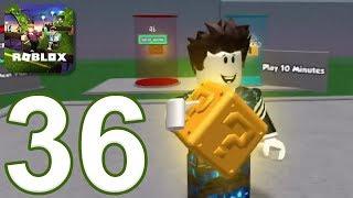 ROBLOX - Tutorial de juego Parte 36 - Lucky Block Battlegrounds (iOS, Android)