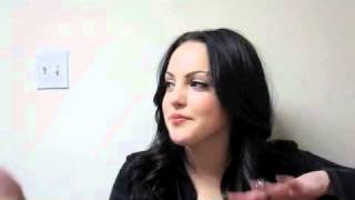 Victorious Mlk Day! Liz Gillies Reveals All!
