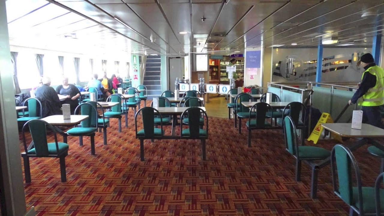 Mv Isle Of Mull Caledonian Macbrayne Onboard Youtube