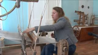 Возрождая ткацкое  мастерство