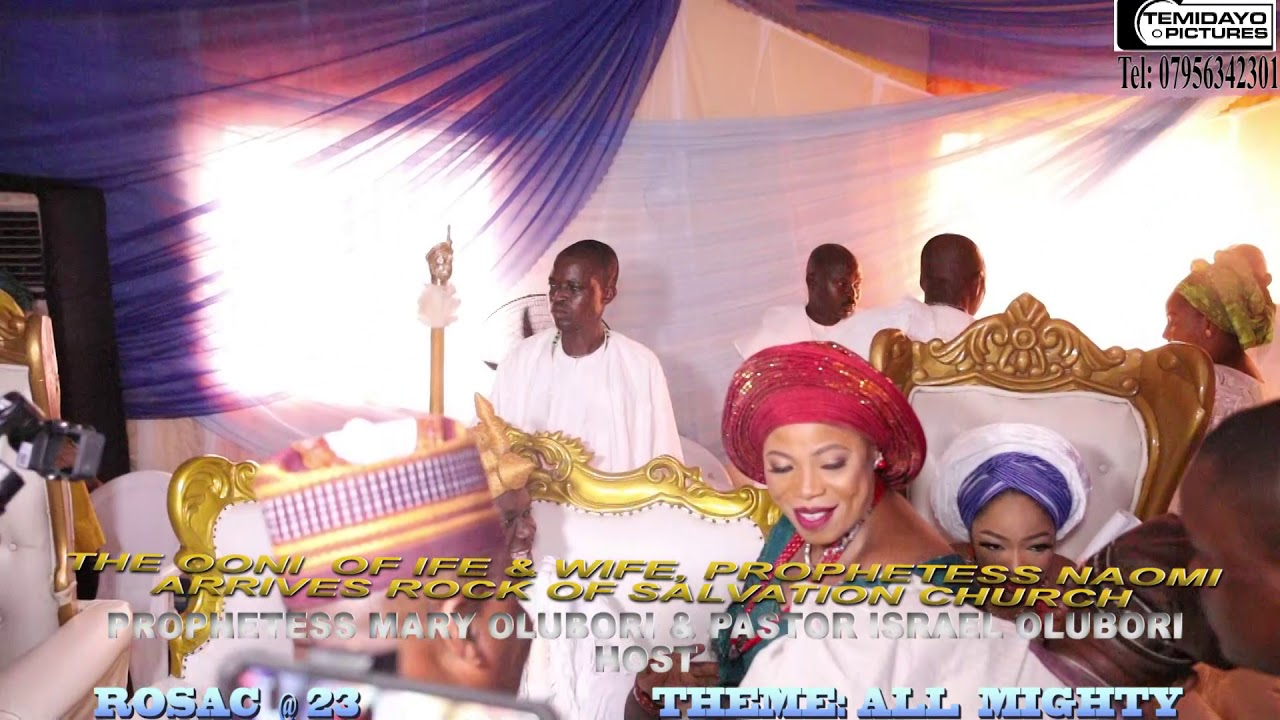 Download OONI OF IFE'S ENTRANCE TO HAVILAH MOUNTAIN OF FIRE, AMULOKO