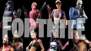 FORTNITE: The skins that will appear in the shop during the 14 days of summer
