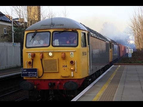 (HD) Diesel Locomotive Thrash Compilation 2016