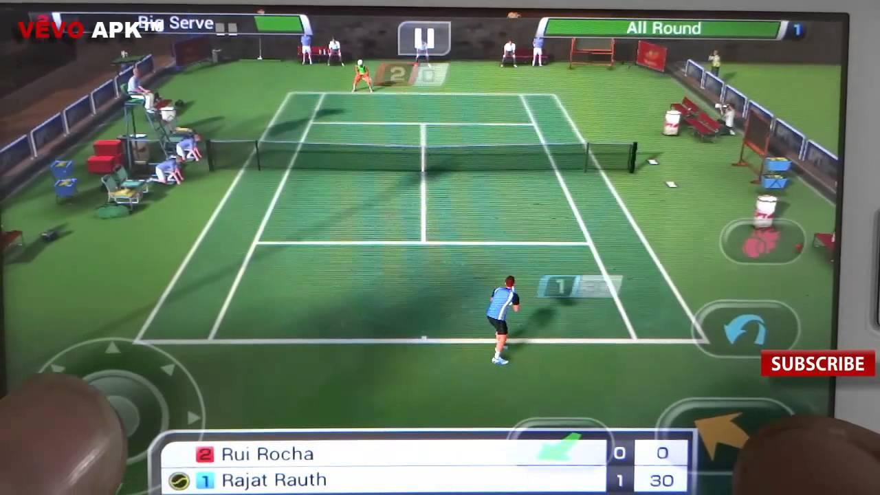 Теннис игры скачать на пк
