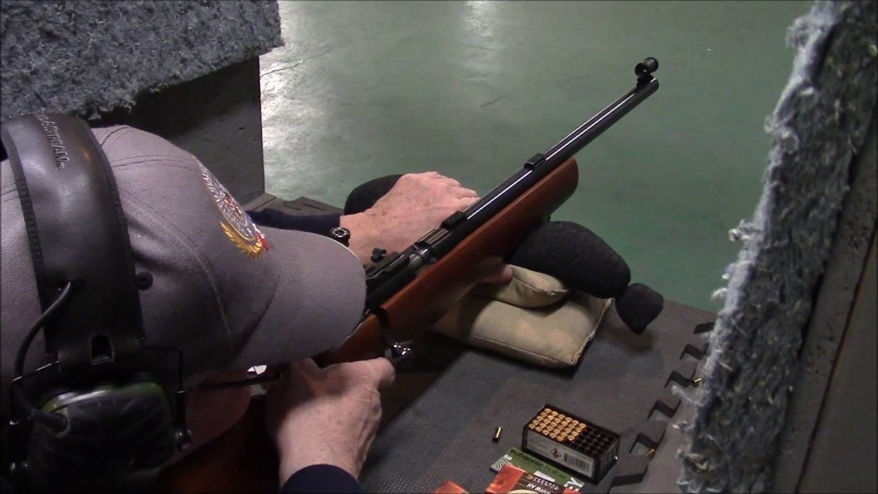 Shooting Kimber 82 Government with small ammo test
