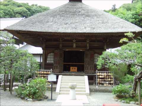 Engaku-ji (円覚寺) Temple, Kamakura, Kanagawa Prefecture, Japan