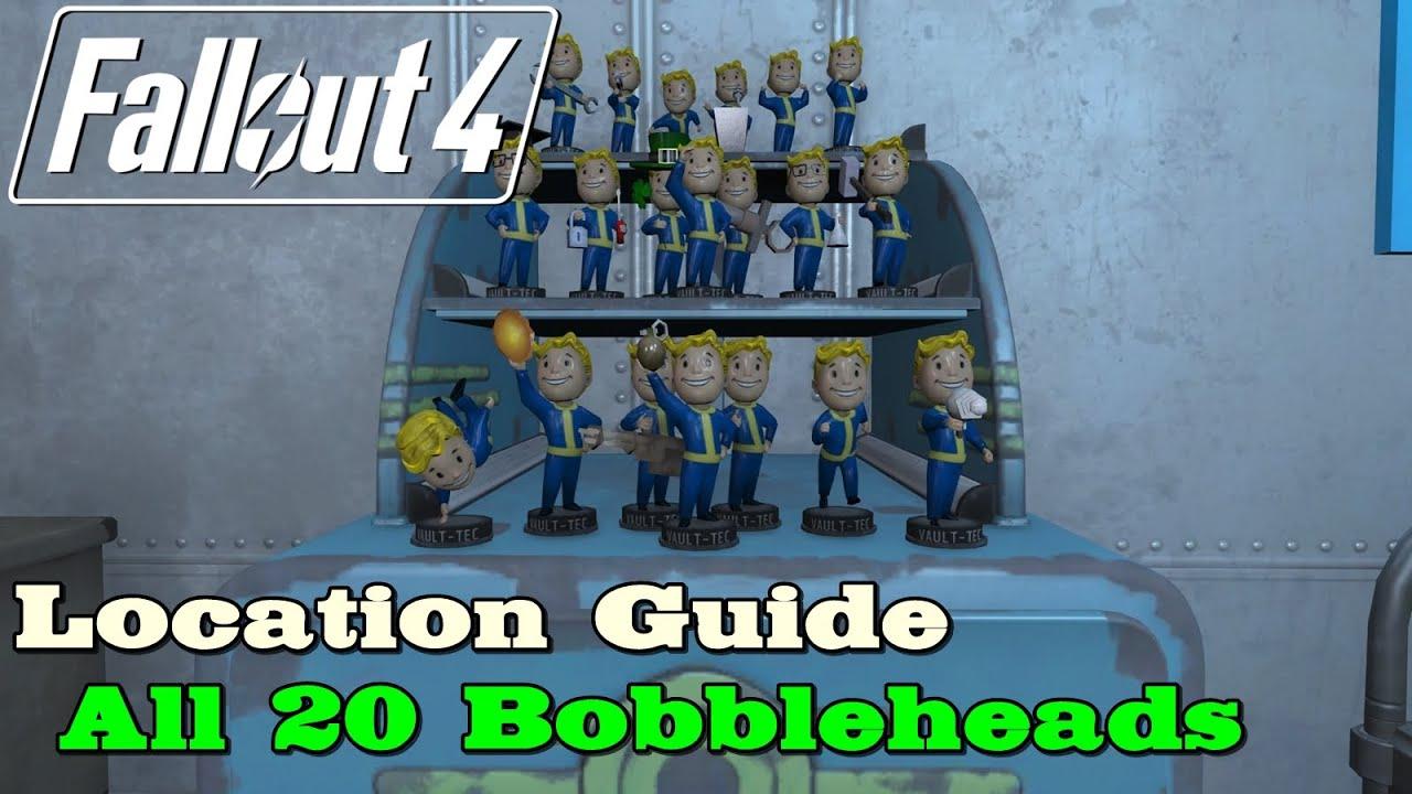 Fallout 4 Wackelpuppen