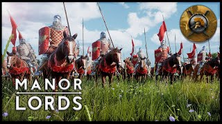 MOST REALISTIC MEDIEVAL STRATEGY GAME EVER? - *New* Manor Lords Gameplay