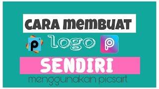 Cara membuat logo dengan picsart