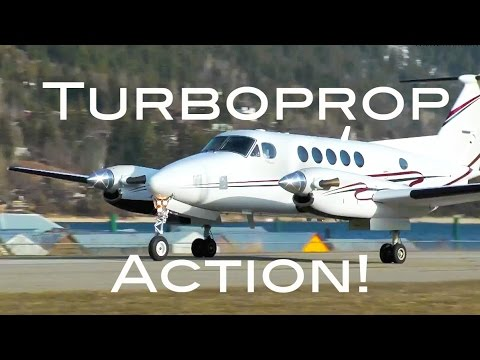25 Minutes of Turboprop Action!
