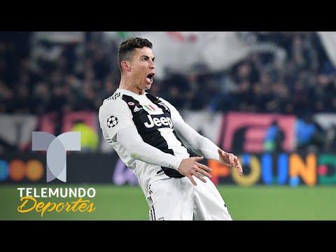 El gesto de Cristiano que imita a Simeone y enfada a los atléticos