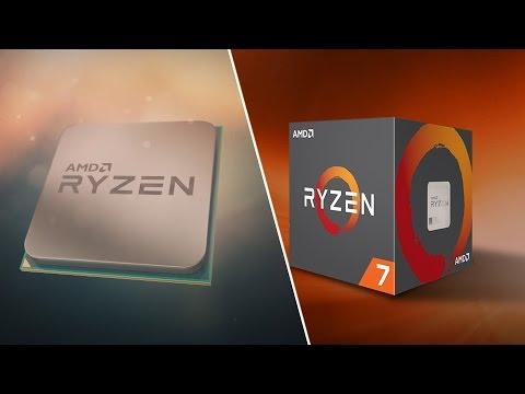 AMD Ryzen 7 1800X, 1700X 1700 ¿Merece la pena? | ¡AMD vuelve al mercado de CPUs!