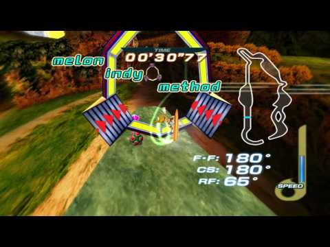 Sonic Riders (GC) Wave's Missions